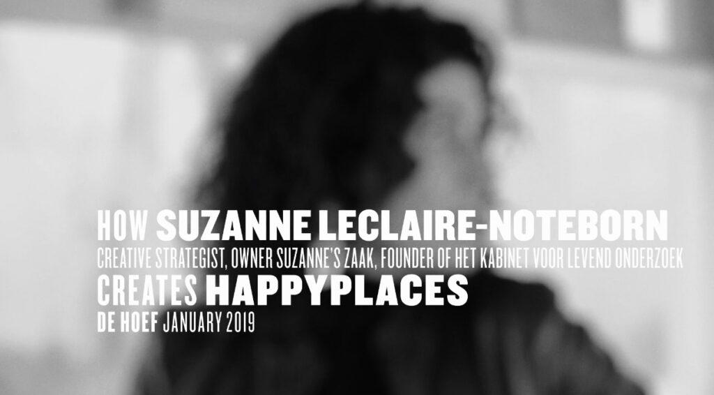 suzanne Leclaire