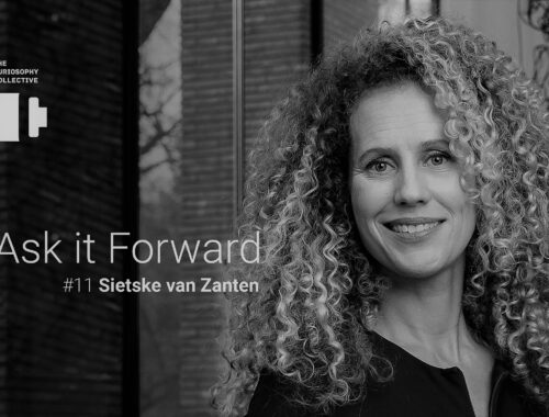 Ask it Forward #11 Sietske van Zanten