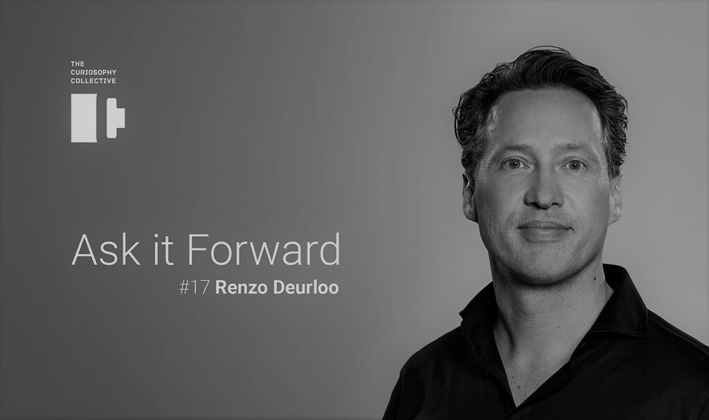 Ask it Forward #17 Renzo Deurloo