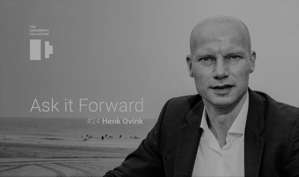 Ask it Forward Henk Ovink